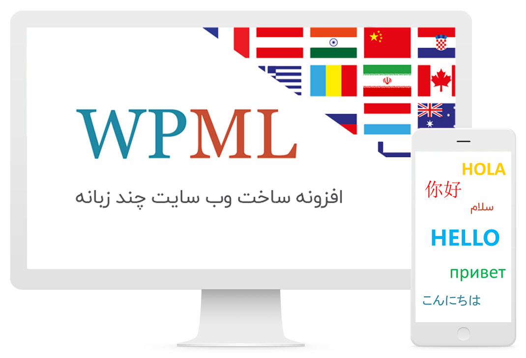افزونه WPML