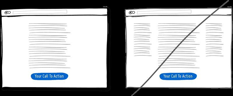 تک ستونی در رابط کاربری